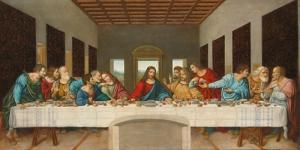 Da Vincis sista måltiden