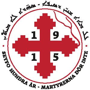 Seyfo Hundra År logotyp