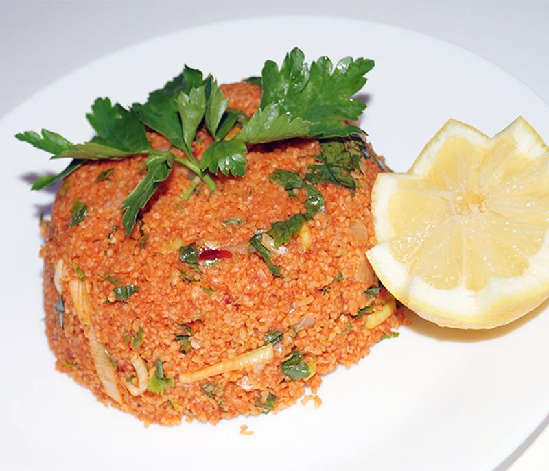 syriansk mat recept