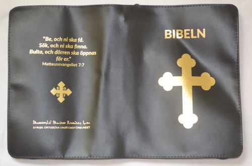 Bibelomslag